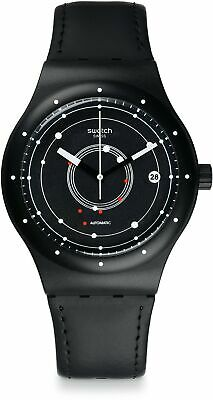 Swatch Originals Automatic Movement Black Dial Unisex Watch SUTB400