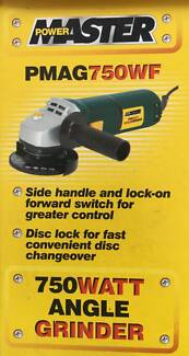 Angle Grinder 750W 100mm - Power Master Tugun Gold Coast South Preview