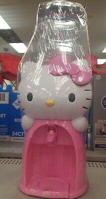 New sealed Hello Kitty Water Dispenser Bedroom/Dorm Desk Kids Decor Sanrio 2012