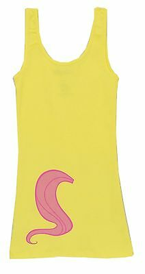 My Little Pony Fluttershy Costume Mlp Tunic Tank Dress](My Little Pony Costume Adults)