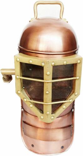 """Helmet Divin Hood 20"""" Diving Helmet Navy Standard Deep Sea Divers Replica GIFT"""