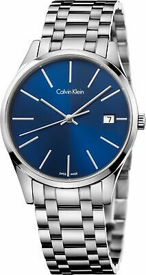 Calvin Klein Men's Time Quartz Watch K4N2314N ()