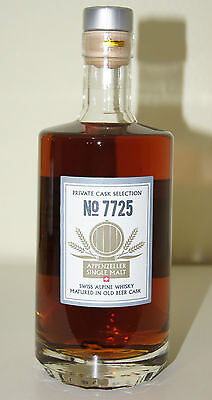ANGEBOT ! Säntis Private Edition 7725 48% Sherry for WiW SHARING ANGELS 0.5L