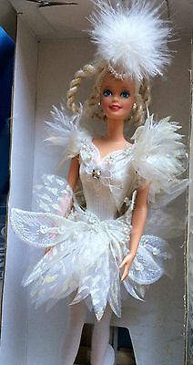 Swan Lake Musical Ballerina Barbie Doll, #1648-9993, New
