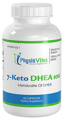 7-Keto DHEA The Fat-Burning Metabolite of DHEA