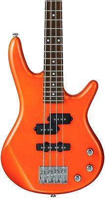 Ibanez Gsrm20 Mikro Short Scale Bass Guitar Roadster Orange Metallic
