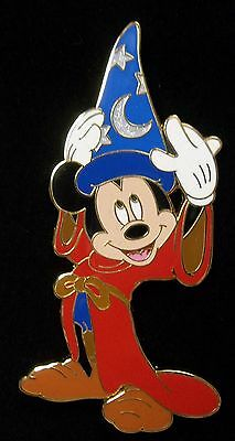 Disney Hong Kong Acme Archives Fantasia's Sorcerer Mickey Jumbo Boxed LE Pin