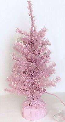 Pastel Pink Christmas Tree 24