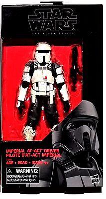Star Wars The Black Series 3 75 And 6 Inch Figure Assortment Fett Shock Rex