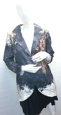 Missy Long Jacke/Blazer mit Strasssteinen und