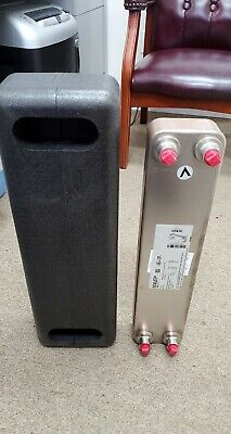 Swep Heat Exchanger And Insulation Case