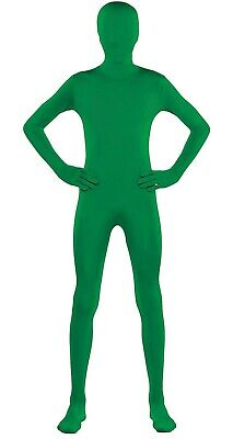 Green Morph Party Suit Full Body Costume Teen Small up to 4' 5