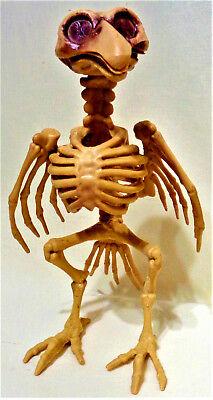 Raven Halloween (HALLOWEEN Plastic Animal Skeleton 8