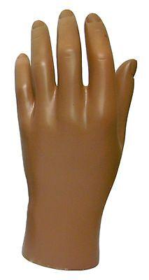 Mn-handsm Fleshtone Left Male Mannequin Hand Jewelry Display Fleshtone Only