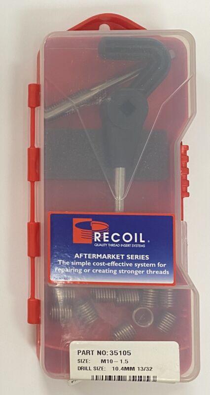 Recoil Thread Repair Kit M10 - 1.5 Part NO: 35105