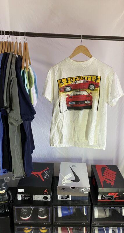 Vintage Ferrari X Lamborghini Tee