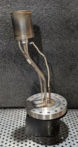 MBE vapor source UHV vacuum deposition conflat temescal mocvd mdc varian