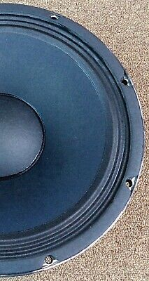 Electro-Voice EV 12L / EV SRO 12 Woofer RECONE SERVICE / Speaker Repair Service