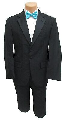 Men's Black Tuxedo Jacket One Button with Satin Notch Lapels Wedding Mason Prom Black Notched One Button Tuxedo