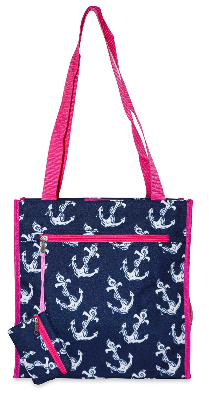 Anchor Womens Small Tote Bag Handbag Purse for Travel Work S