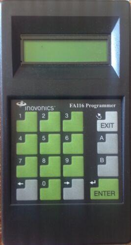 Inovonics FA116 Programmer. Used