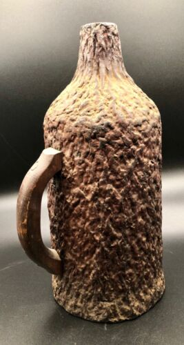 Antique Mining Collectables, Very Early Cork Powder Flask