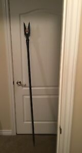 """Lord of the rings Saruman staff 70"""" long"""