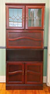 Quality Timber China Cabinet Bardon Brisbane North West Preview