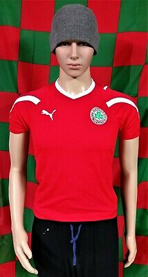 Cliftonville Football Club Official Puma Football Shirt (Youths 10-11 Years) image