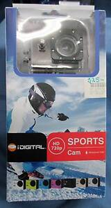 iDigital HD 720p Sports Cam Macquarie Fields Campbelltown Area Preview