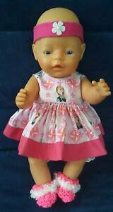 Baby Born doll Chermside West Brisbane North East Preview