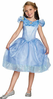 Cinderella Movie Classic Child Costume Disguise 87057 Disney Dress Halloween