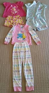 Girls Pajamas Murray Bridge Murray Bridge Area Preview