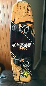 Liquid Force Wakeboard with boots