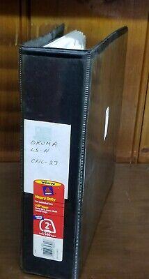 Okuma Ls-n Cnc-23 Circuits Diagrams General Features Instruction Manual