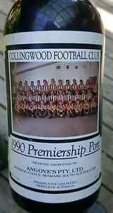 Collingwood Football Club 1990 premiership port Dromana Mornington Peninsula Preview