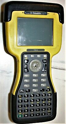 Trimble Tsc2 Data Collector With Trimble Access Version 2012 2.4ghz Radio