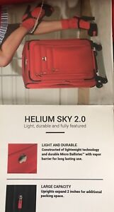 Delsey Helium Sky 2.0 29 inch suitcase