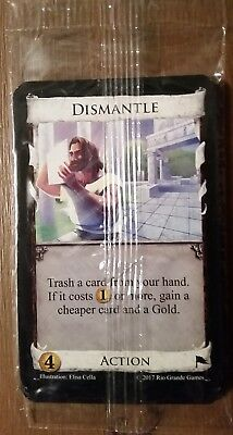 Dominion Card Game  Dismantle  Promo Expansion Set