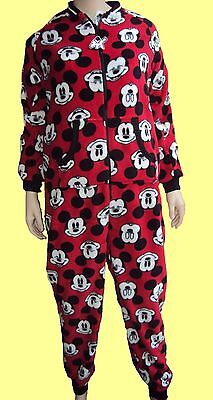 PRIMARK Mickey Mouse OVERALL Kostüm GANZKÖRPER ANZUG JUMPSUIT - Mickey Mouse Kostüme