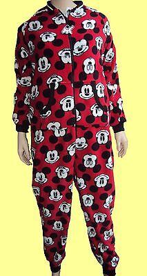 PRIMARK Mickey Mouse OVERALL Kostüm GANZKÖRPER ANZUG JUMPSUIT Jumper Gr. - Primark Kostüm