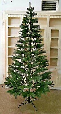 Künstlicher Weihnachtsbaum 180 cm Edeltanne grün Spritzguss Home Affaire 416859