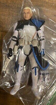"Star Wars Black Series 6"" Inch Clone Trooper Captain Rex Loose Figure COMPLETE"