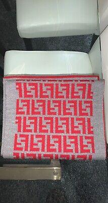 Vintage Scarf Styles -1920s to 1960s fendi scarf Vintage $50.00 AT vintagedancer.com