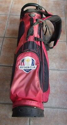 efe86874fbfa Burton Ryder Cup 2012 Stand Up Golf Bag Used Condition Red   Black