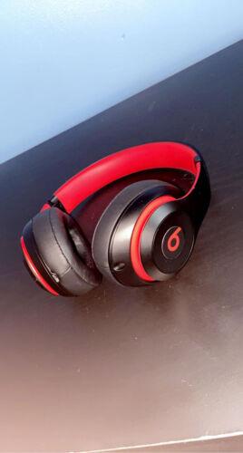 Beats By Dr. Dre Studio3 Wireless Over Ear Headphones - Black/Red - $185.00