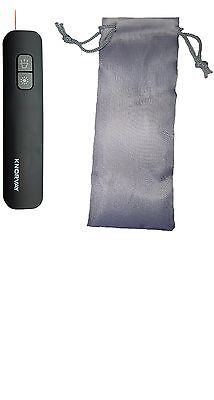 Knorvay R705 Red Laser Presenterpointer With Built-in White Led Travel Pack