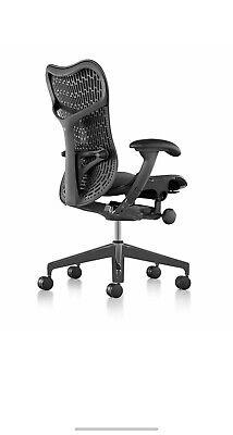 Herman Miller Mirra 2 Lumbar Tilt Adjust Arms Height Dept Chair Lumbar Support