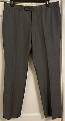 Incotex Slowear for Neiman Marcus Wool Casual Dress Pants Men's Sz 38 x 32!