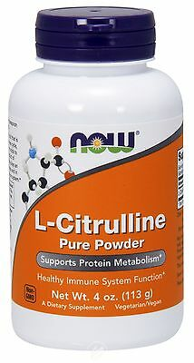 L-Citrulline 100% Pure Powder - 4 oz (113 Grams) by (L-citrulline 100% Pure Powder)